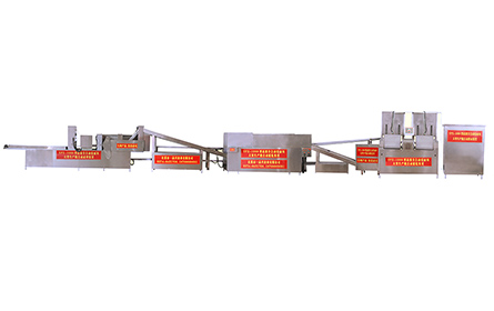 YPX-1000型高效全自动烩面坯大型生产线