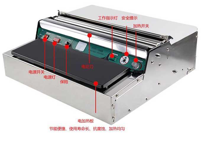 机制面坯包装机